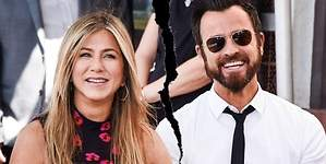 Jennifer Aniston y Theroux anuncian su divorcio