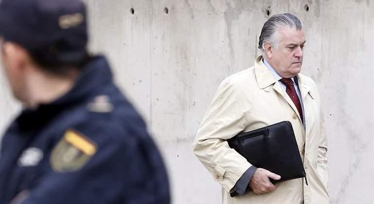 Correa y Bárcenas, condenados a 51 y 33 años de cárcel por Gürtel
