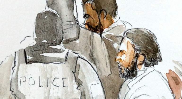 La Justicia belga condena a Abdeslam a 20 años de prisión