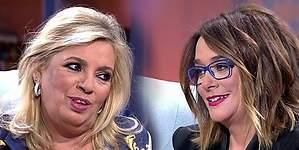 Toñi Moreno desvela las amenazas que recibía de Carmen Borrego