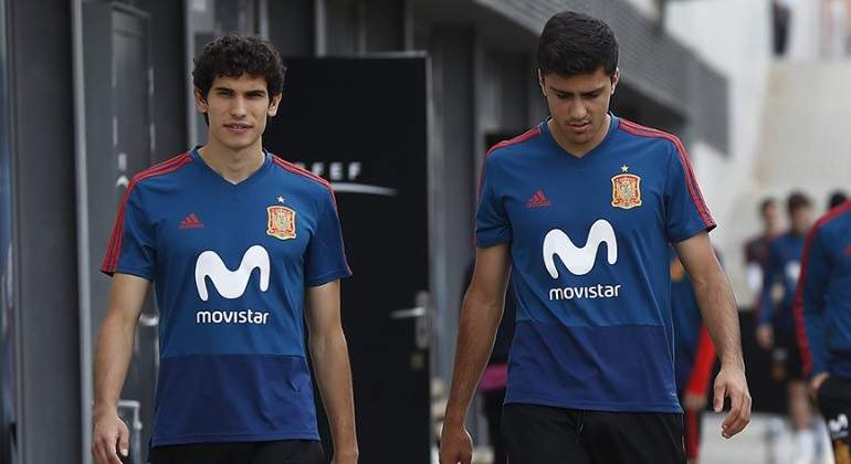 Rodri y Vallejo se suman a la expedición de la Selección al Mundial de Rusia 9408c9a0268c9