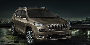 Jeep Cherokee Overland: el nuevo líder de la gama lo es por todo