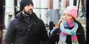María Patiño y su chico se escapan a Ámsterdam