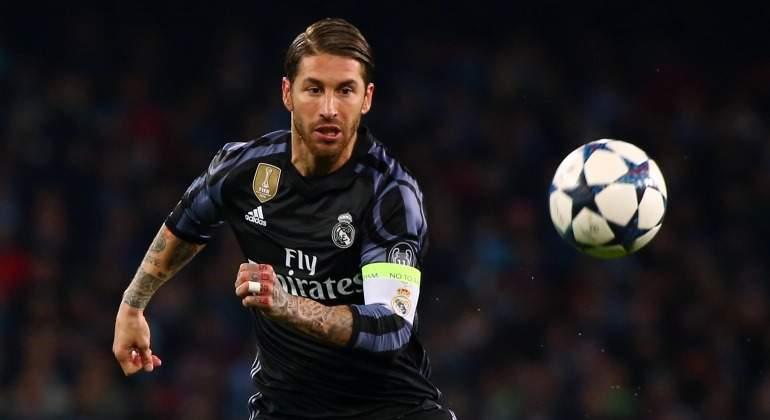 Sergio Ramos se acuerda del Barcelona