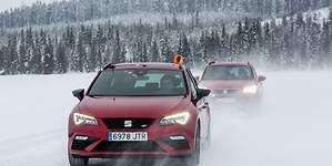 Así son los test extremos de invierno a los que somete Seat a sus coches
