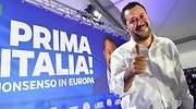La prima de riesgo italiana roza los 290 puntos básicos tras la victoria de la Liga en las elecciones europeas