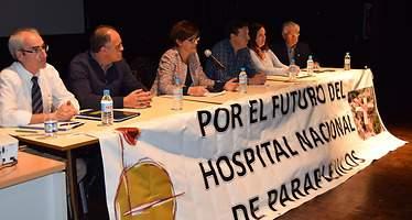 Los profesionales del Hospital Nacional de Parapléjicos demandan un cambio de rumbo en la gestión de este centro sanitario