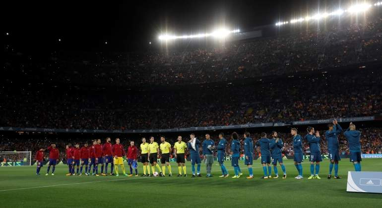 La Verdad De La Mayor Goleada Del Real Madrid Al Barca Asi Se