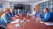 La consejera de Economa del Gobierno de Canarias participa en una reunin