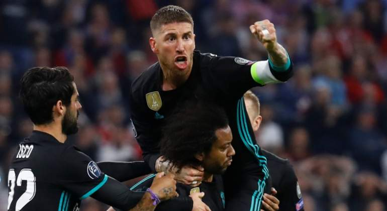 El Real Madrid vuelve a conquistar Múnich
