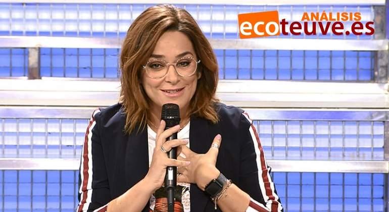 Toñi Moreno, la andaluza que le ha quitado a Ana Rosa