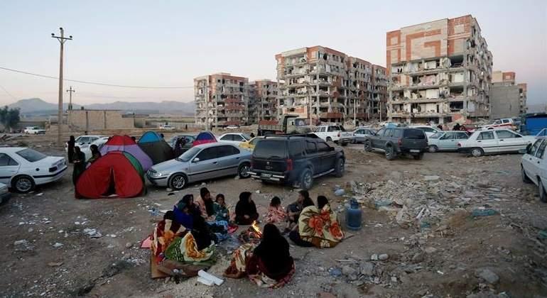 Un seísmo de 4,3 grados golpea de nuevo la región iraní del terremoto que dejó más de 430 muertos