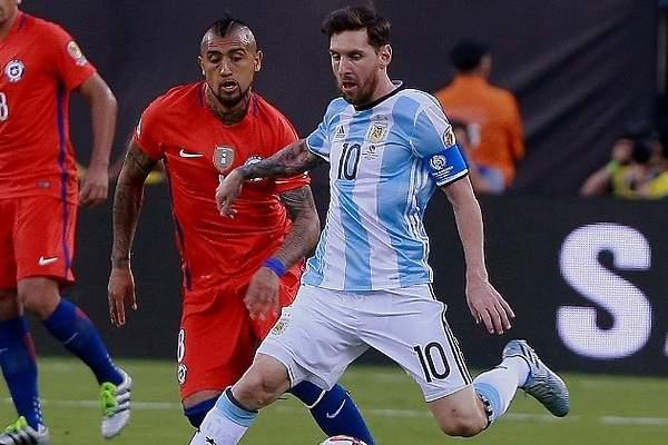 partido de argentina chile hora