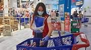 Mascarillas a 0,14 céntimos: Carrefour revoluciona el precio contra el coronavirus
