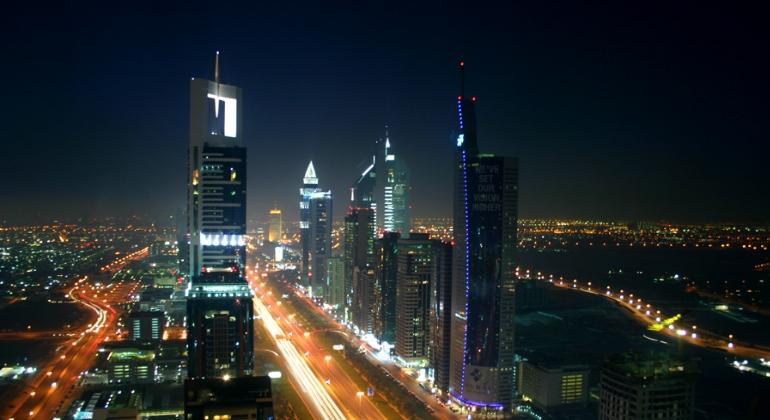 Construir una monta�a artificial que provoque lluvias: as� es el nuevo proyecto de Emiratos Ar�bes