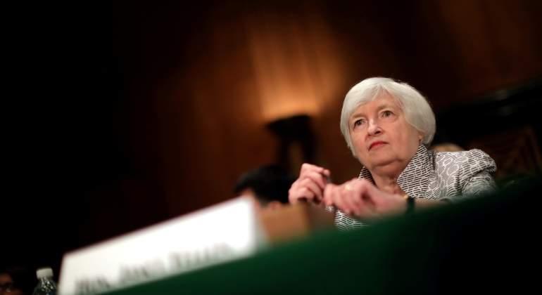 Yellen bosqueja panorama optimista para la economía de EE. UU