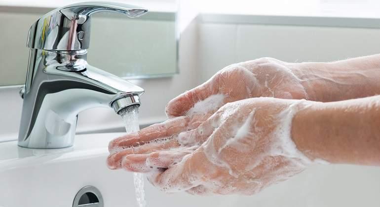 Resultado de imagen de lavarse las manos