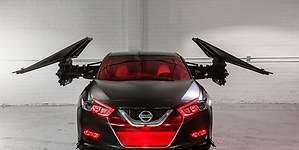Las naves de Nissan inspiradas en Star Wars: Los Últimos Jedi