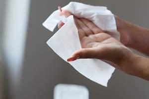 El coste del mal uso de toallitas