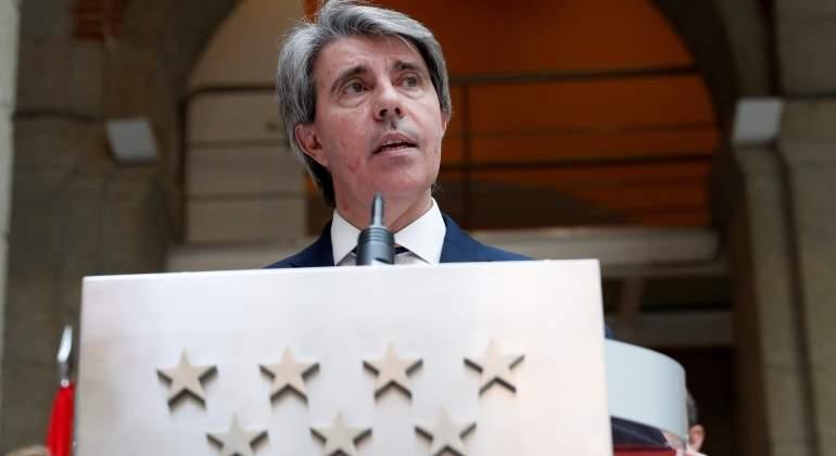 Garrido, un disciplinado militante a la espera de Rajoy tras la marcha de Cifuentes