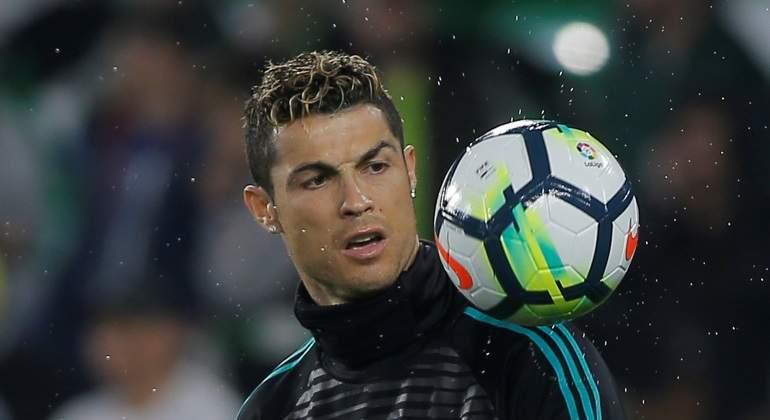 Zidane rotará a CR7 ante el Leganés