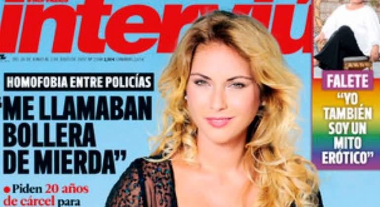 Jennifer Morón La Enemiga íntima De Sofía Gh16 Desnuda En La