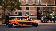 El coche volador Liberty consigue la licencia para circular por carretera