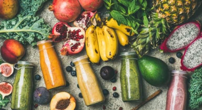 Dieta detox eliminar toxinas