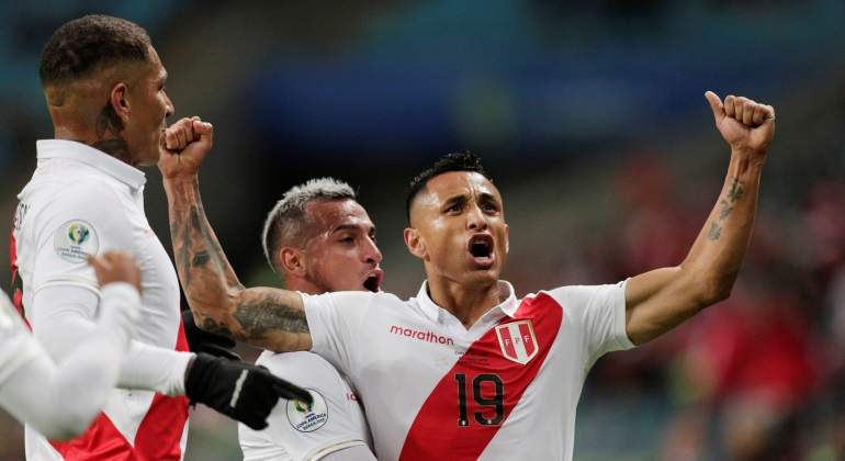 Copa America Como Ver Partido Peru Vs Brasil En Hd Eleconomistaamerica Pe
