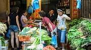 China pide poner fin a la acumulación de verduras: el precio de las espinacas se dispara un 157%