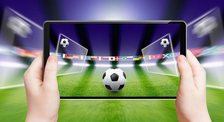 Resultado de imagen para fútbol streaming