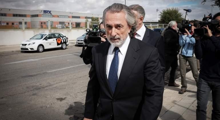 Correa, Crespo y Bárcenas asisten desde este lunes al juicio por Gürtel para escuchar los alegatos finales