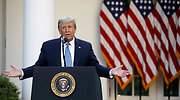 La crisis del coronavirus en EEUU se convierte en una lucha partidista más entre Trump y la oposición