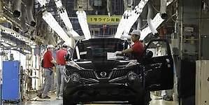 Nissan suspende la producción en Japón por irregularidades