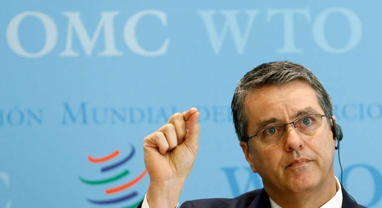 Director general de la OMC Roberto Azevedo