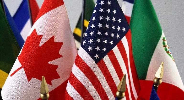 México y Canadá acuerdan seguir en TLC aun sin Estados Unidos