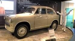 Suzuki Suzulight: así se gestó el primer modelo de la marca nipona
