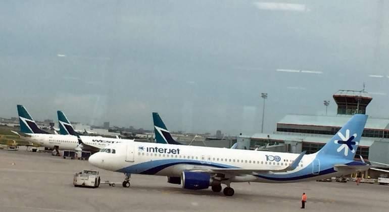 Aerolíneas suspenden más de 25 vuelos por huracán Irma
