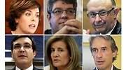Los pilares económicos del equipo de Rajoy huyen del proyecto de Casado