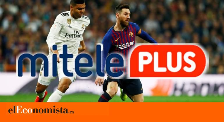 Mediaset ofrecerá LaLiga, la Champions y la Europa League por 35 euros al mes a través de Mitele Plus