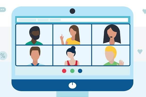 Manual para realizar con éxito una videoconferencia de trabajo desde casa -  elEconomista.es