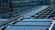 La energía solar se anota alzas del 15% en la semana