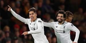 Liverpool golea y se coloca en puestos europeos