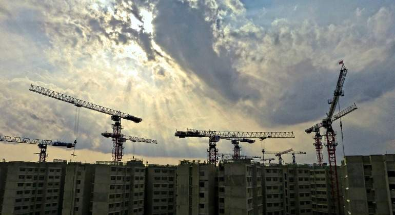 El 'ladrillo' inicia el año con fuerza: se superarán los 10.000 millones