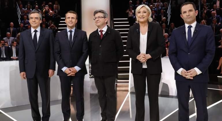 debate-presidencial-francia-20marzo2017-efe.jpg