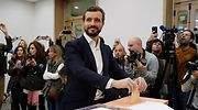 Casado pide a Sánchez que se mueva y diga qué quiere hacer: La pelota está en el tejado del PSOE