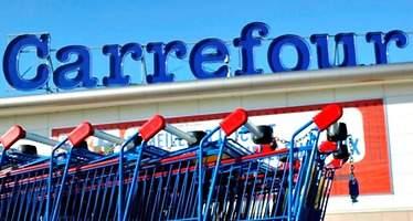 Carrefour factura 4.129 millones de euros en España hasta junio, un 0,3% más