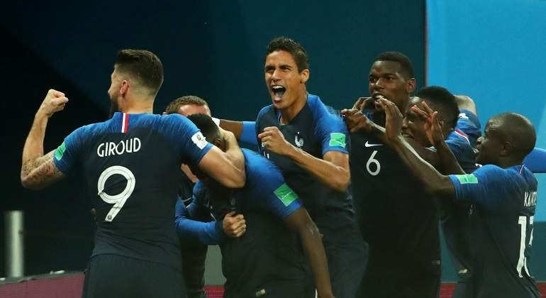 Los premios del Mundial 2018: ¿Cuánto ha ganado Francia por ser campeona? ¿Y España por caer en octavos?