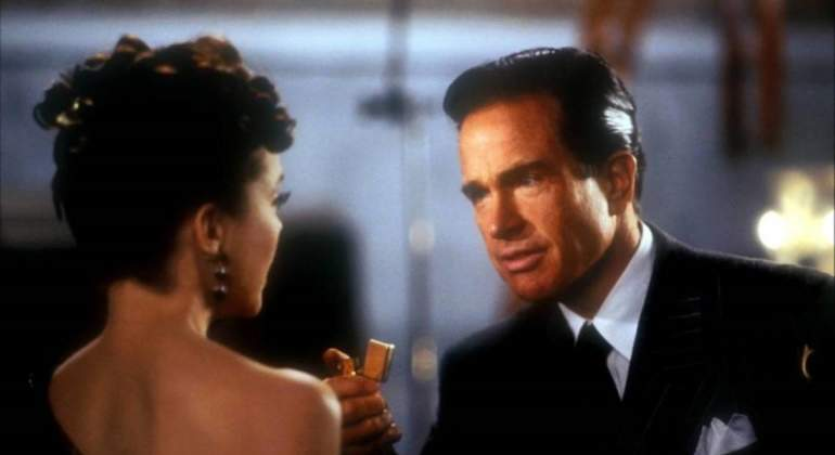 En 1991. Warren Beatty encarnó a Bugsy Siegel, el mafioso que 'inventó' Las Vegas