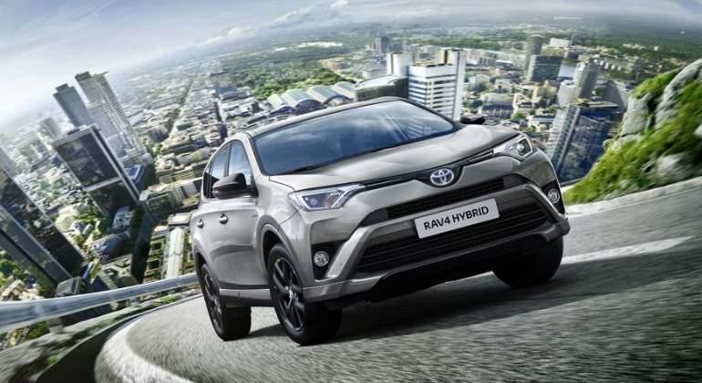 Toyota RAV4 2018: más retoques estéticos